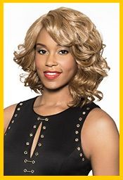 Foxy Lady  Lace Front Wig (Houston)