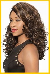 Foxy Lady Lace Front Wig (Valentine)