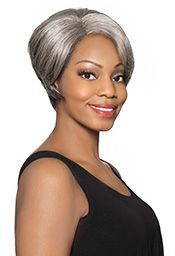 Foxy Silver Collection Lace Front Synthetic Wig (Vanity)