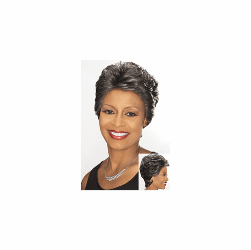 Foxy Silver Collection Lace Front  Wig  (Dionne 10594)