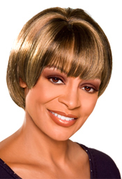 Foxy Silver Collection Synthetic Wig (Leah 10439)