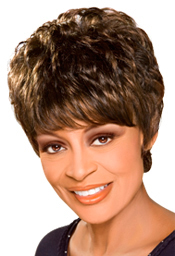 Foxy Silver Collection Synthetic Wig (Melody 10438)