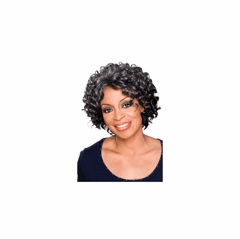 Foxy Silver Synthetic Full Wig (Meredith Futura 10682)