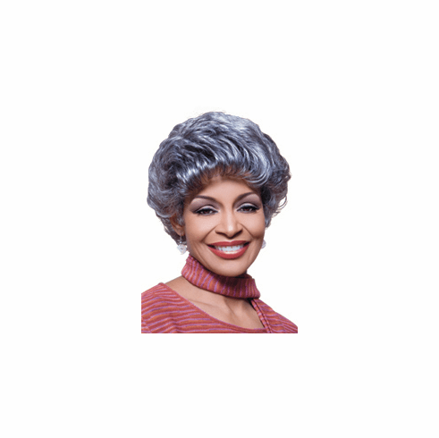Foxy Silver Synthetic Full Wig (Paris 10334)