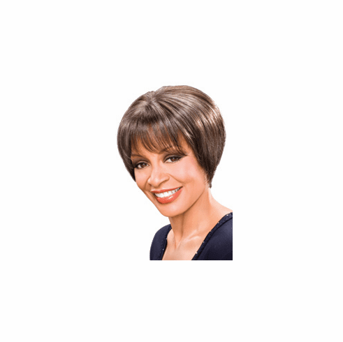 Foxy Sliver Collection Hand Stitched Synthetic Wig (Samantha 10423)