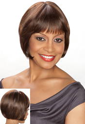 Foxy Sliver Collection Human Hair  Wig (H/H Khloe 13889)