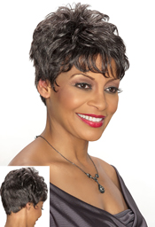 Foxy Sliver Collection Human Hair  Wig (H/H Maple 13891)