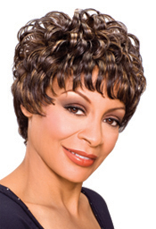 Foxy Sliver Collection Human Hair  Wig (H/H Melissa 13881)