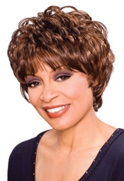 Foxy Sliver Collection Human Hair  Wig (H/H Willa 13882)