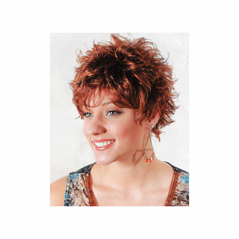 Hair Fashions Synthetic Wig (Bebe)