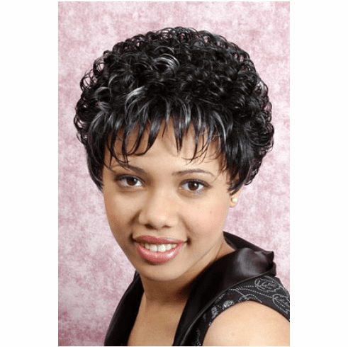 Hair Fashions Xpressions Synthetic Wig (Baily)