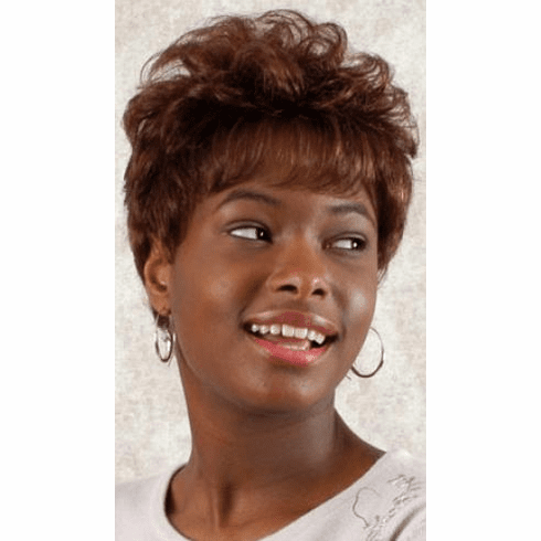 Hair Fashions Xpressions Synthetic Wig (Gussy)
