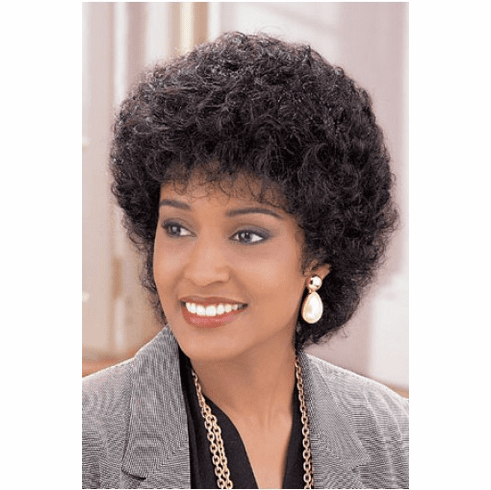 Hair Fashions Xpressions Synthetic Wig (Nutmeg)