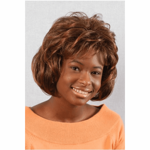 Hair Fashions Xpressions Synthetic Wig (Sangria)