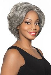 Foxy Silver Collection Lace Front Human Hair Wig (H/H Parker)