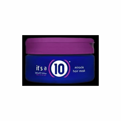 It's a 10 Miracle Hair Mask Does 10 Things Instantly 8oz