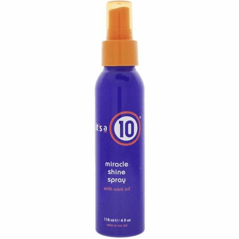 It's a 10 Miracle Shine Spray 4oz
