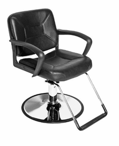 Jeffco 1806 .0.GBasic Styling Chair w/ G Base