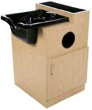 Jeffco 31 Trimmer Shampoo Station (Bowl Ordered Separately)