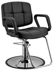 Jeffco 3633.0.GRaleigh Styling Chair w/ G Base