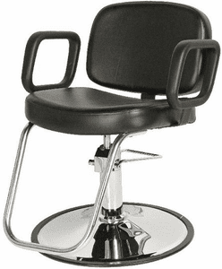 Jeffco  616.0.G Sterling Styling Chair w/ G Base