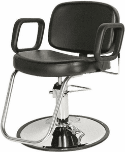 Jeffco 616.1.G Sterling All Purpose Chair w/ G Base