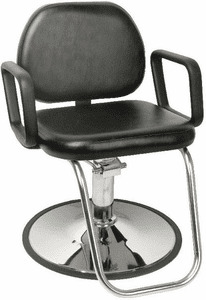 Jeffco 660.0.G Grande Styling Chair w/ Standard G Base