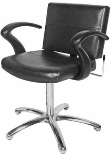 Jeffco 698.3.L Eclipse Shampoo Chair w/ Lever-Control Back