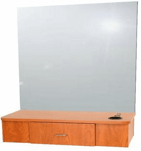 Jeffco  J02 Java Wall-Mounted Station --- Mirror not Included