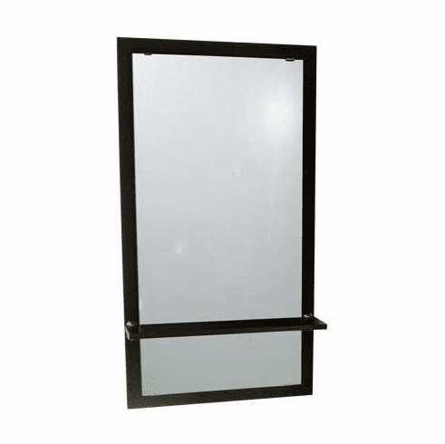 Jeffco  J05 Java Wall-Mounted Mirror & Ledge