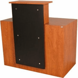 Jeffco J60	Java ADA Reception Desk