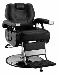 Jeffco The 109 Extra Wide Barber Chair