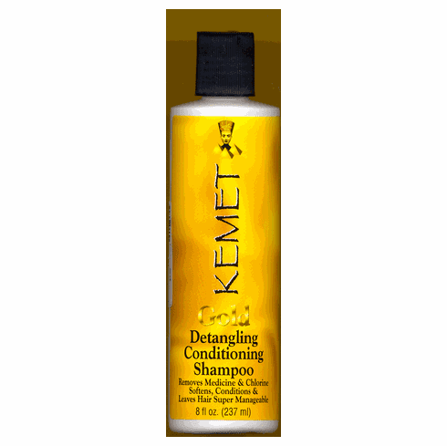 Kemet Detangling Conditioning Shampoo 8 fl.oz