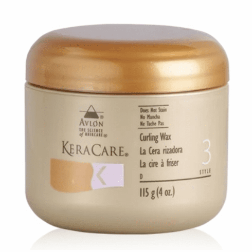 KeraCare Curling Wax 4oz