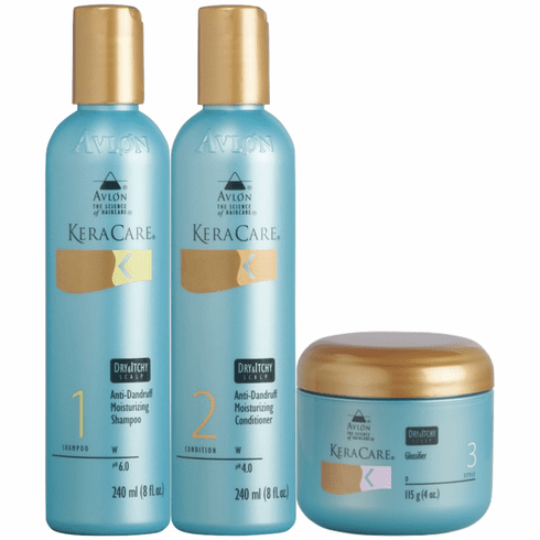 KeraCare Dry & Itchy Combo