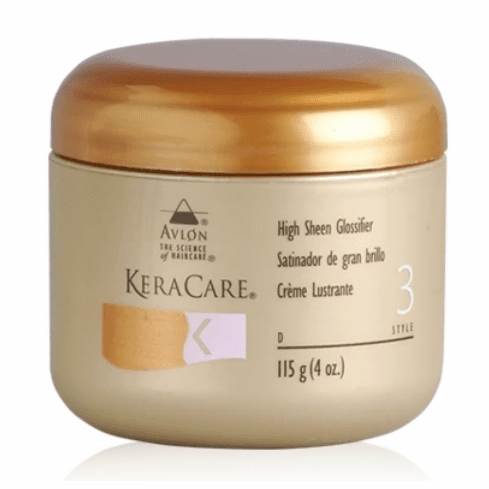 KeraCare High Sheen Glossifier 4oz & 8oz