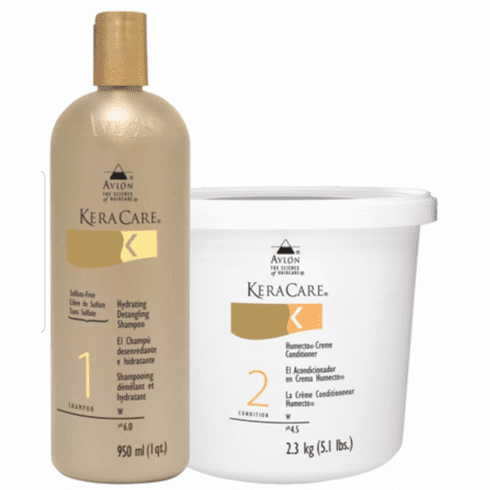 KeraCare Humecto And Hydrating Combo