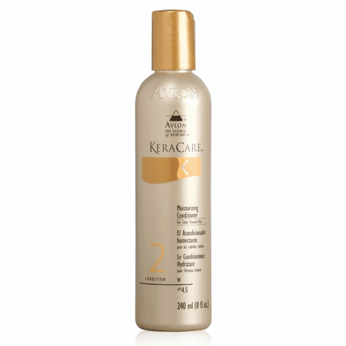 KeraCare Moisturizing Conditioner for Color Treated Hair  8 fl. oz