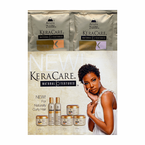 KeraCare Natural Textures  (5-Pcs Trial Pack)