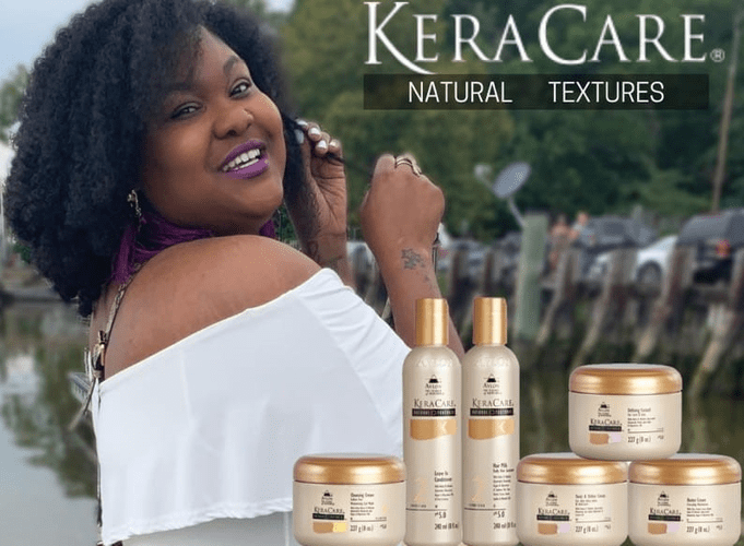 KeraCare Natural Textures For Natural Hair