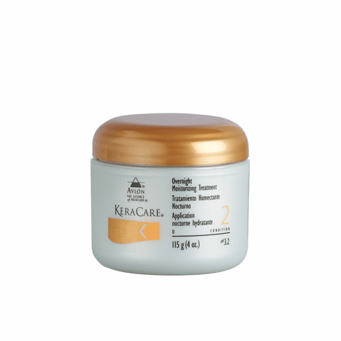 KeraCare Overnight Moisturizing Treatment 4 fl.oz