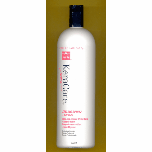 KeraCare Styling Spritz - (Soft Hold)  32 fl.oz