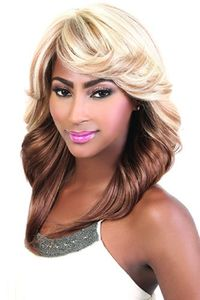 MOTOWN TRESS SYNTHETIC WIGS  WAVY