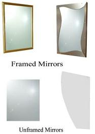 Mirrors  Solded Separately