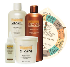 Mizani Custom Blend Treatment