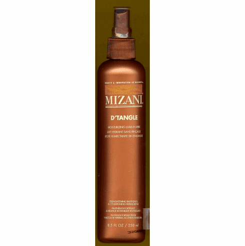 Mizani:  D'Tangle Moisturizing Leave-in Milk 8.5 fl.oz