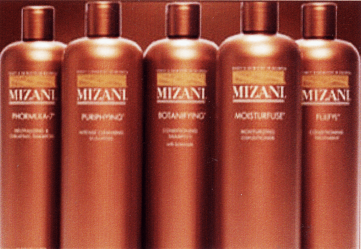Mizani Shampoos and Conditioners