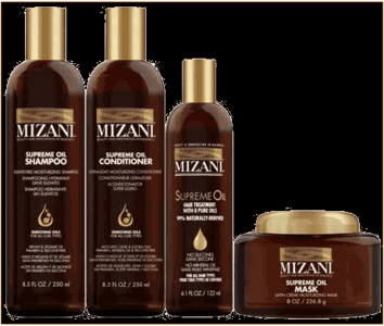 Mizani Supreme Oil Collection