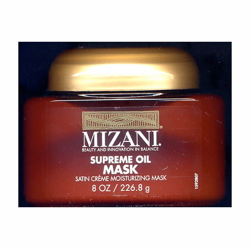 Mizani Supreme Oil Satin Crème Moisturizing Mask 8 fl.oz