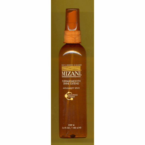Mizani Thermasmooth Shine Extend Anti-Humidity Spritz 3.4 fl.oz